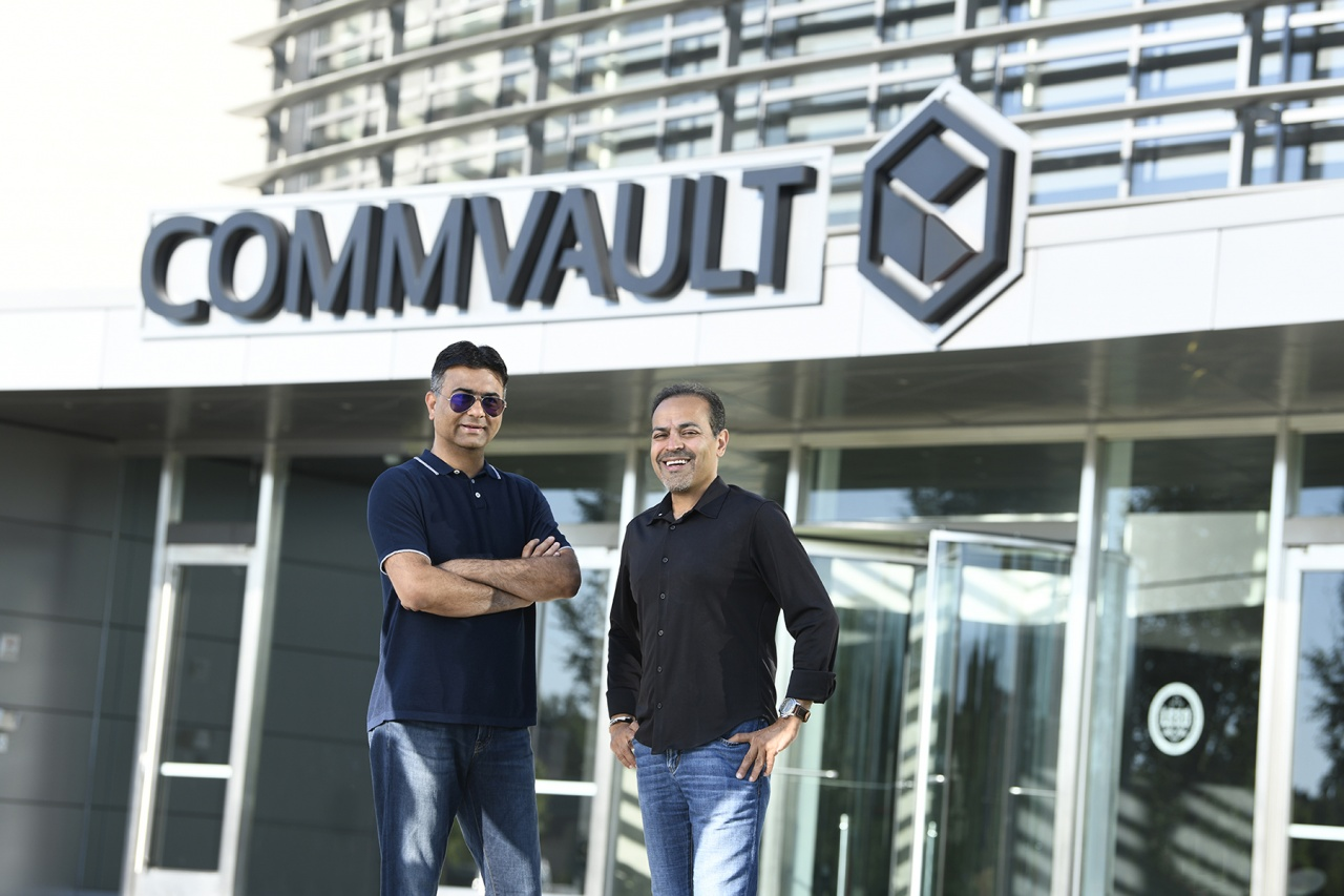 commvault avinash and sanjay