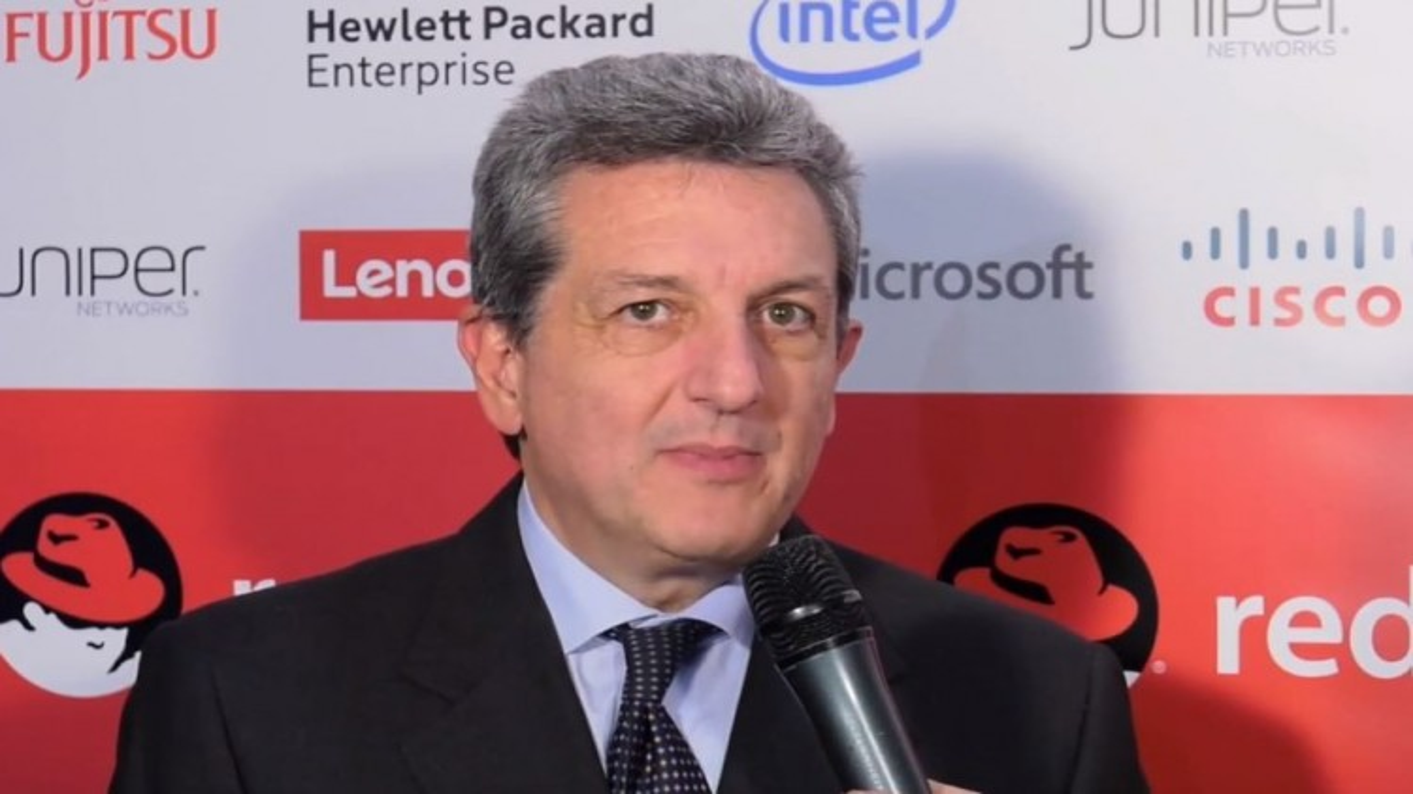 Enrico Toson, Marketing Manager, Hewlett-Packard Enterprise Italia