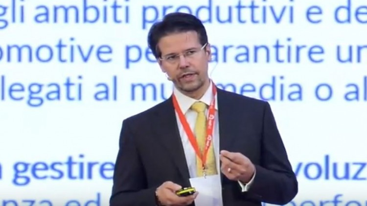 Paolo Serra, Head of Open Source Innovation, Magneti Marelli