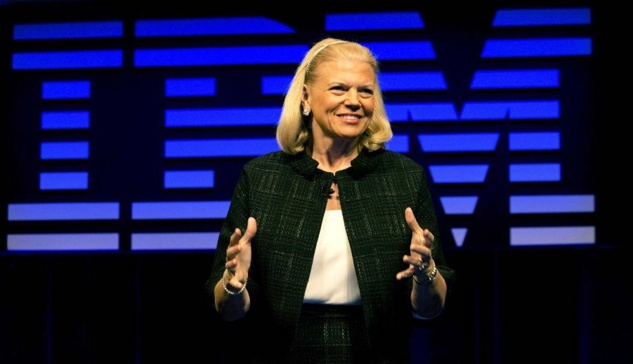 ginni rometty ibm 2