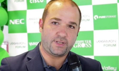 Gianluca Mazzotta, Presales Manager Emea, Veeam Software