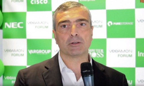 Giuseppe Capaldo, Hybrid IT Presales Manager, Hewlett Packard Enterprise Italia