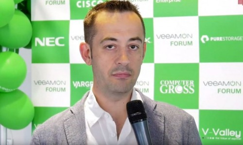 Luca Dell'Oca, Cloud Architect Emea, Veeam Software