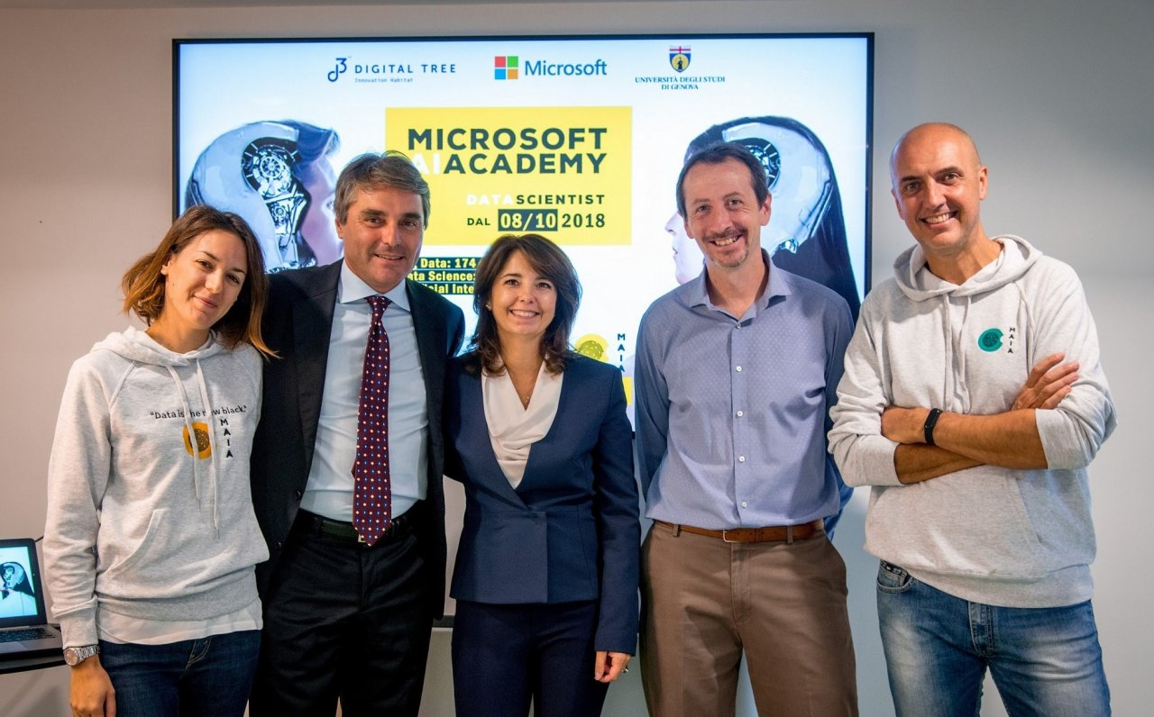 management digital tree con claudia angelelli microsoft