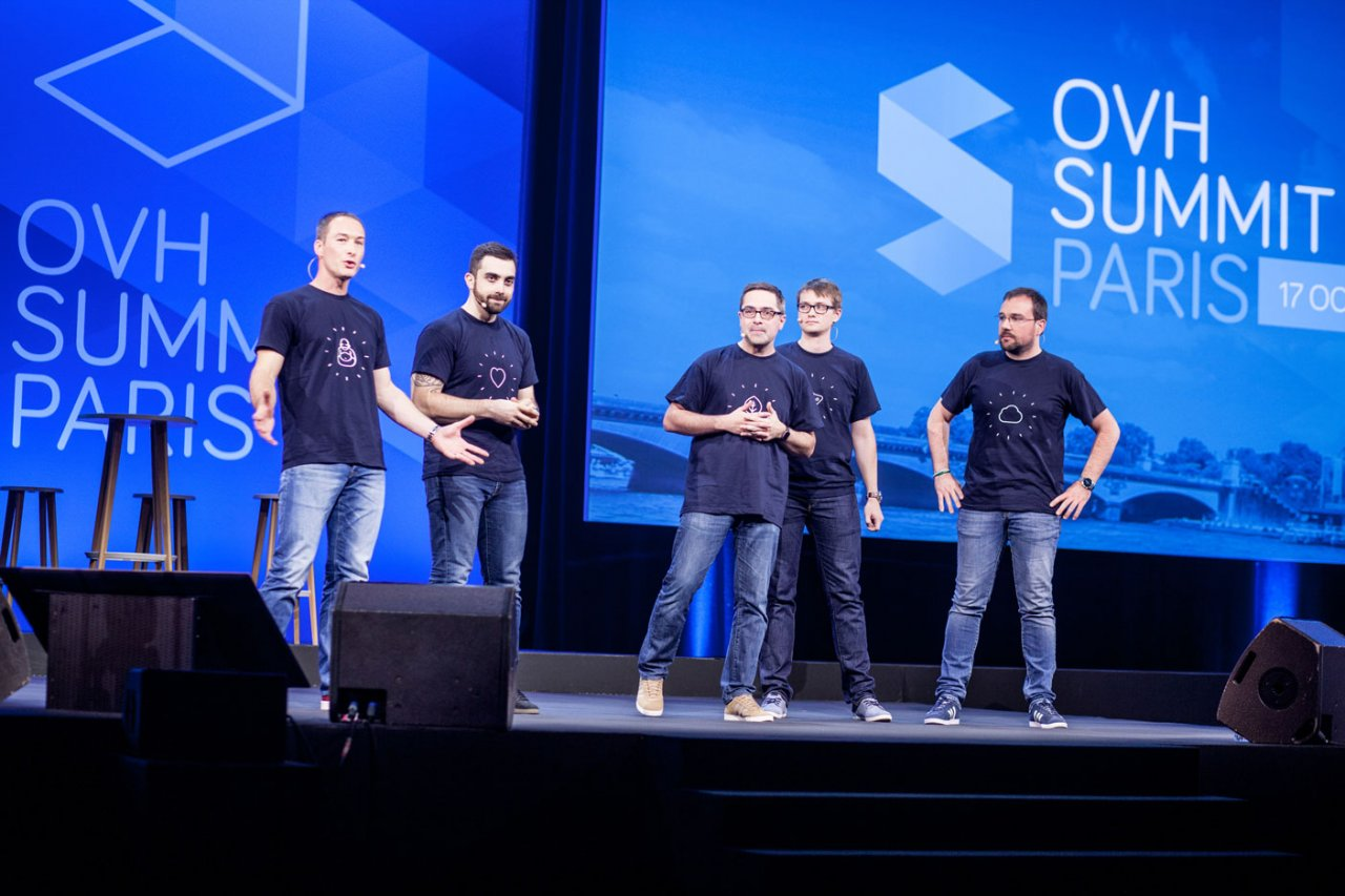 ovh summit 1