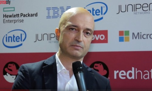 Alessandro Salesi, Senior Systems Engineering Manager, Juniper Italia