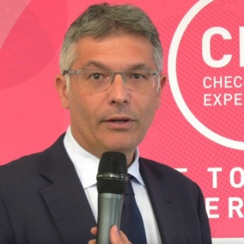 Massimiliano Bossi, Channel & Territory Sales Manager, Check Point Software Technologies Italia