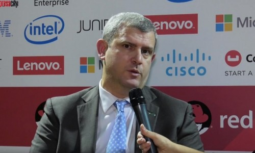 Paolo Delgrosso, Channel & Alliance Sales Director Hewlett Packard Enterprise Italia