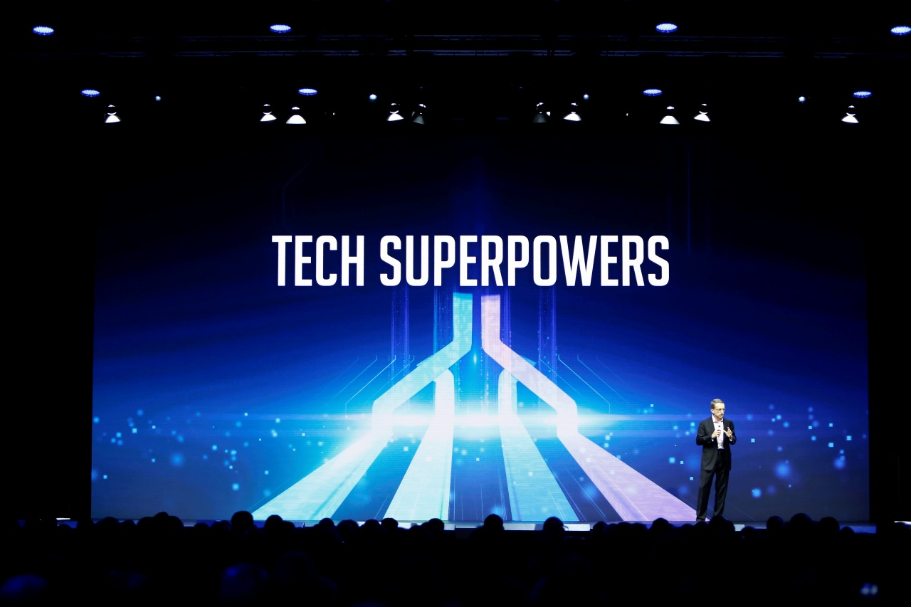 tech superpowers