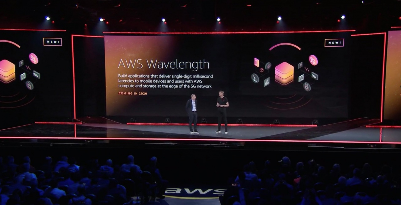 aws re invent 2