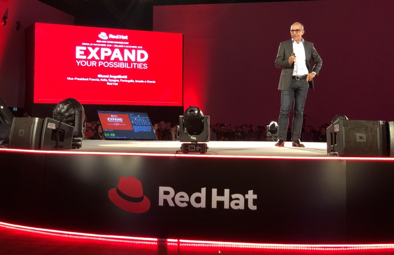 red hat milano 2