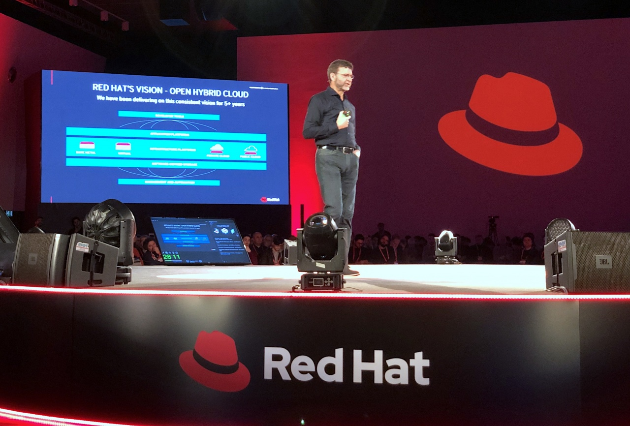 red hat milano 3
