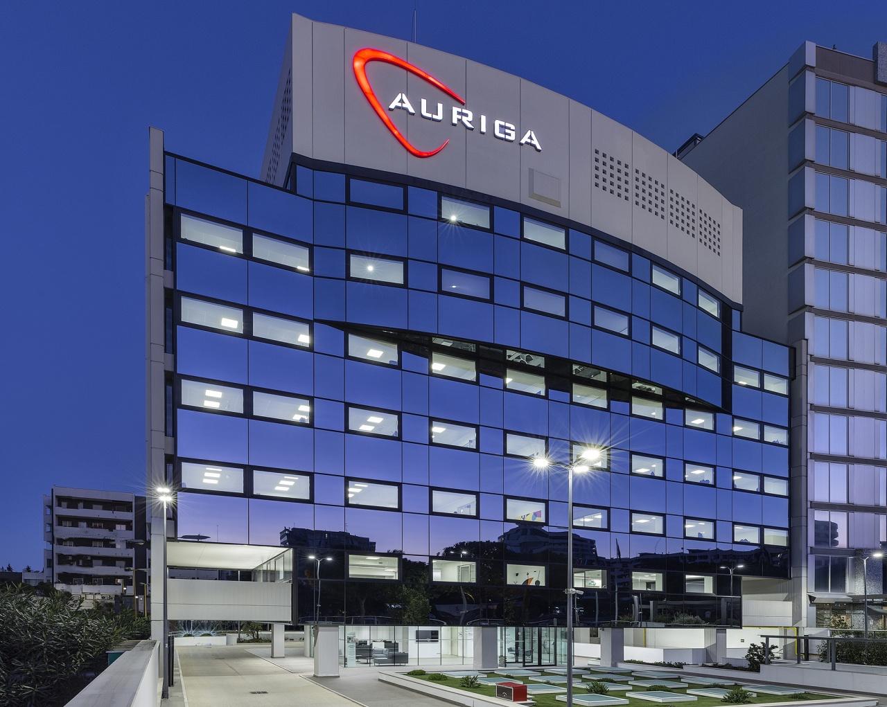 auriga  headquarters bari