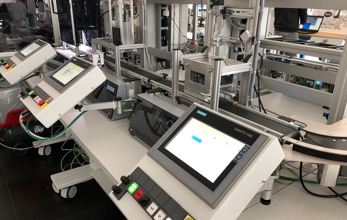 modular smart manufacturing machine