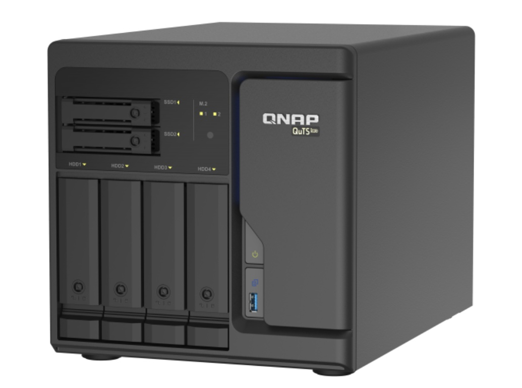 qnap nas zfs 2