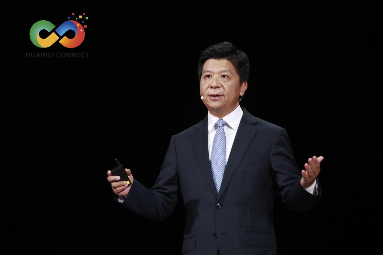 huawei guo ping, rotating chairman di huawei