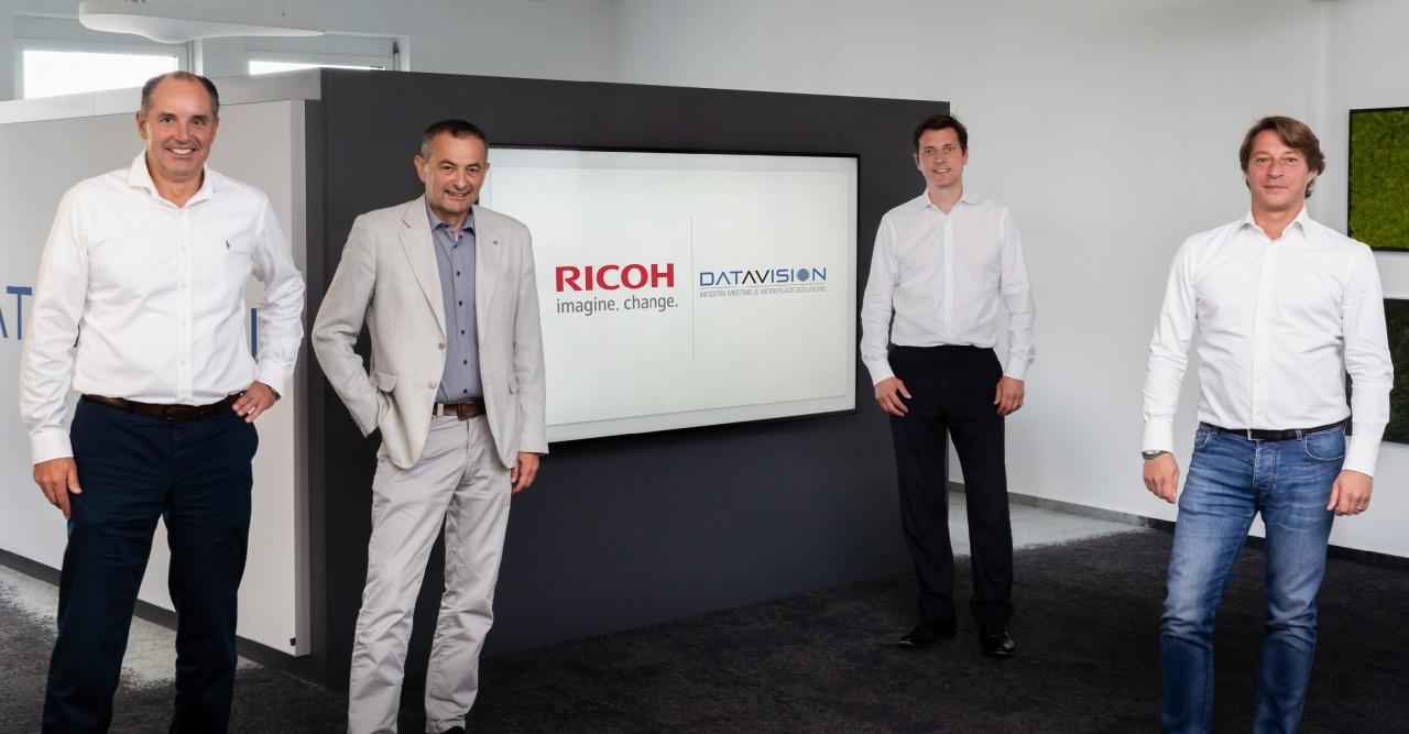 ricoh datavision 2
