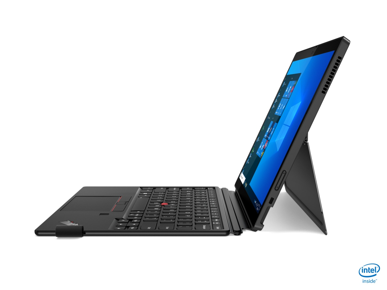12 thinkpad x12 with kb tour left side profile
