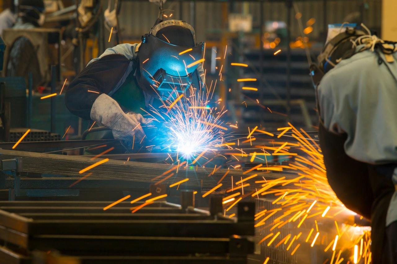 industry welder shutterstock 215806582