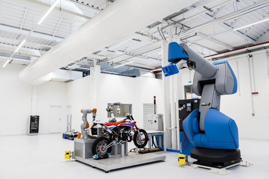 made robot collaborativi