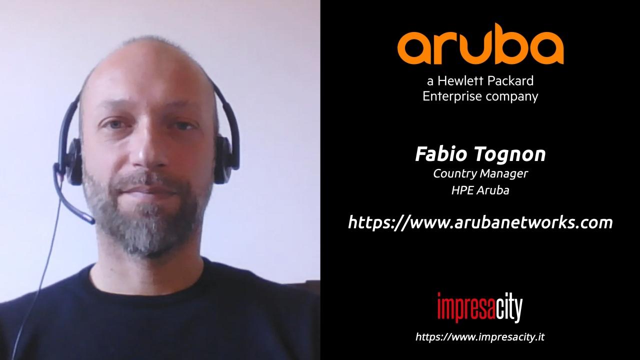 HPE Aruba: come sta cambiando il networking