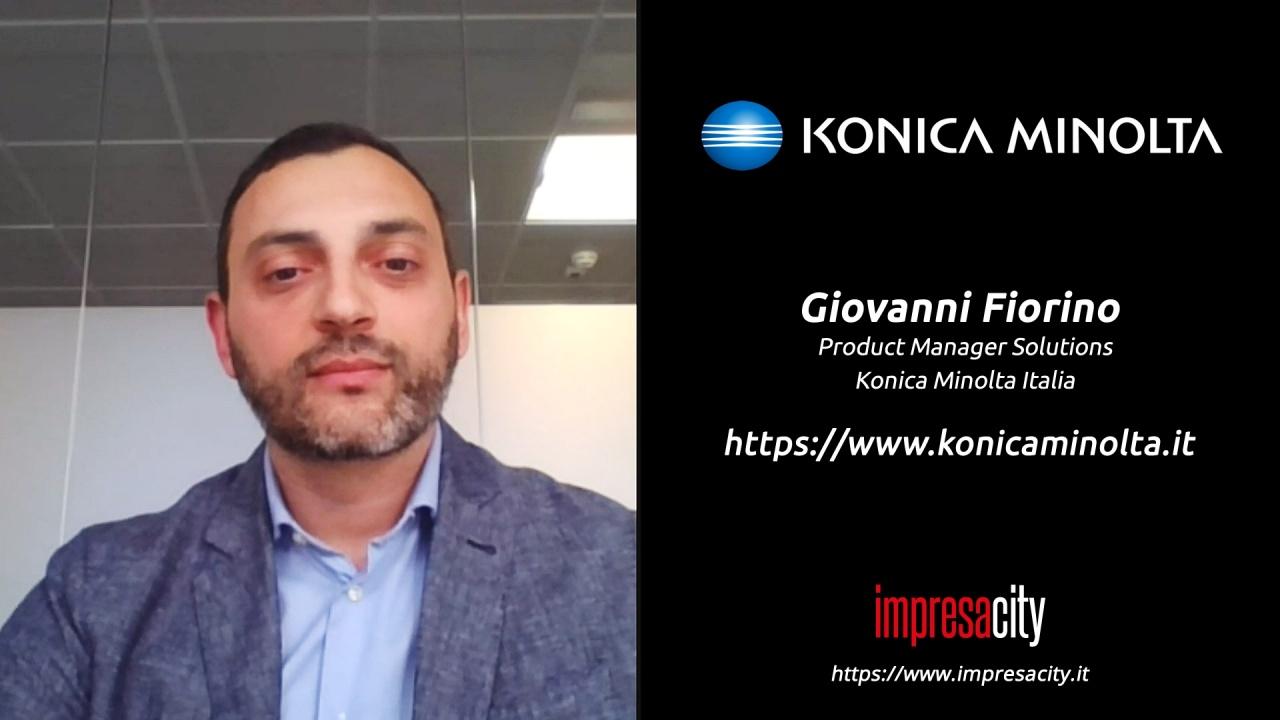 Konica Minolta, il nuovo digital workplace remoto
