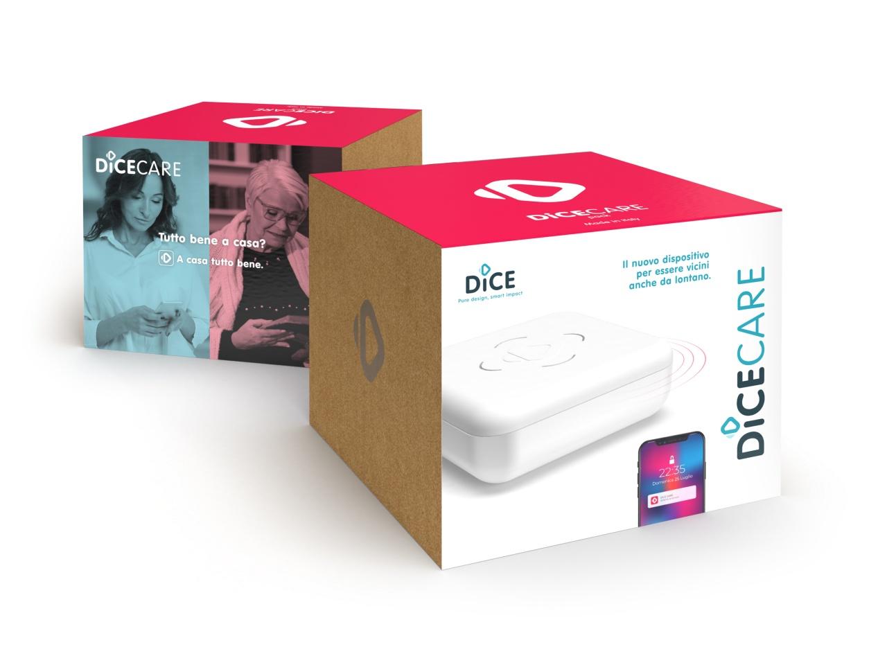 dice care   pack render