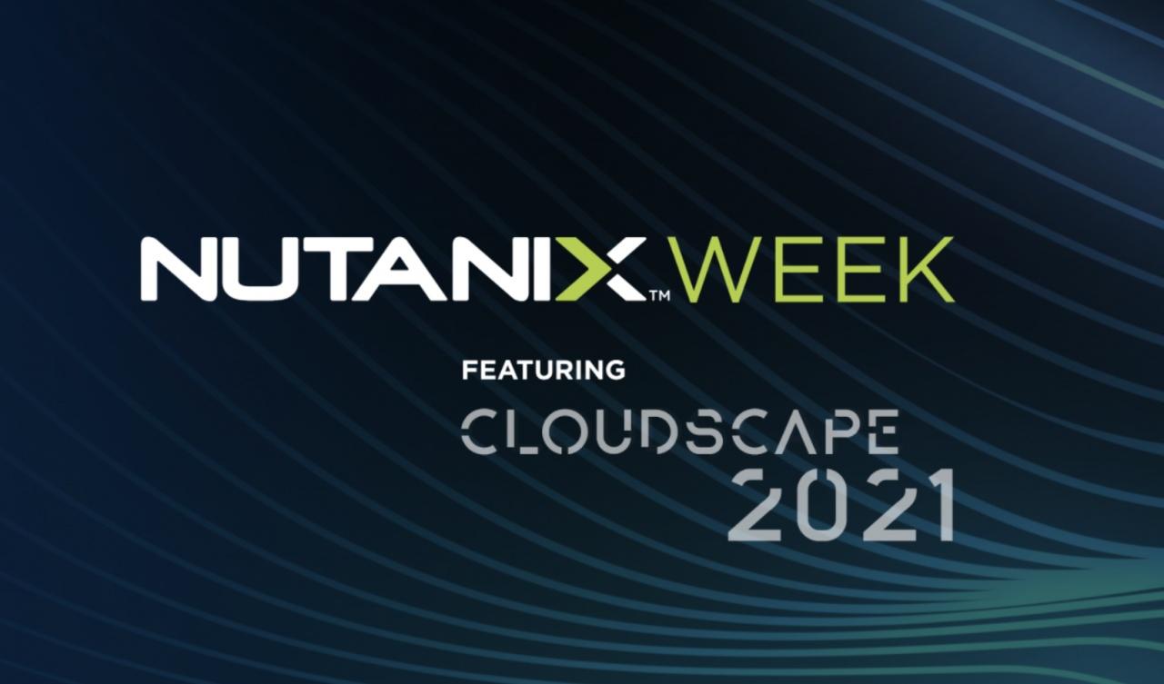 nutanix week feat