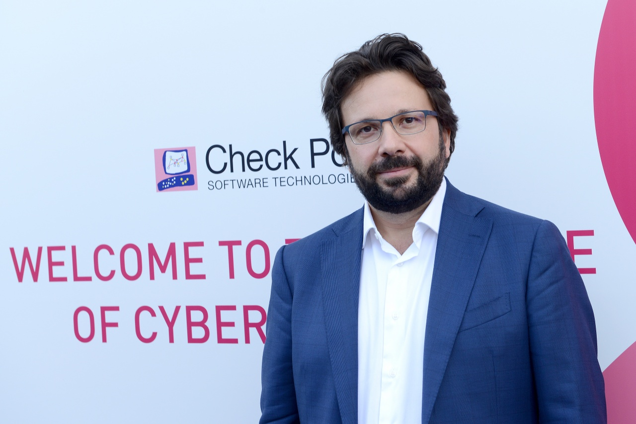 check point marco urciuoli   country manager
